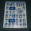 World&#039;s Series 1956 Brooklyn Dodgers VS. 1956 New York Yankees Signed