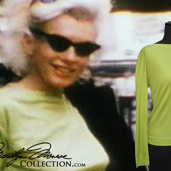 Marilyn Monroe&#039;s Personal Pucci Blouse
