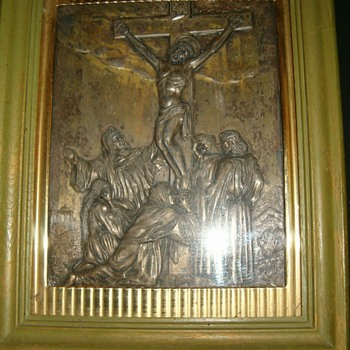 Antique Religious Art - Visual Art