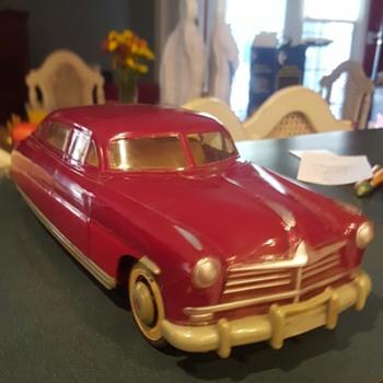 Neat Old Model Hudson Sedan