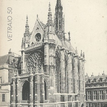 PARIS – LA SAINTE-CHAPELLE  - Postcards