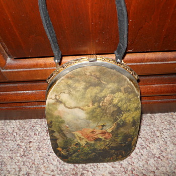 Hand painted Vintage purse? - Bags