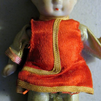 any help on this style of doll?