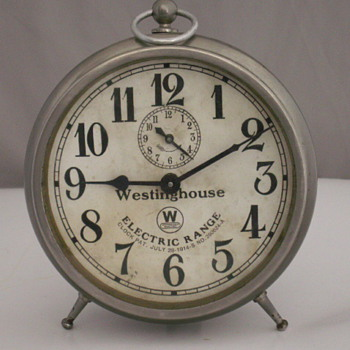 Westinghouse Alarm Clock - Clocks