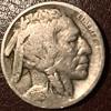 1916 double feather buffalo nickel