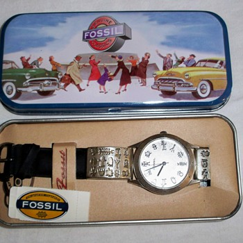 Fossil Watch - Wristwatches