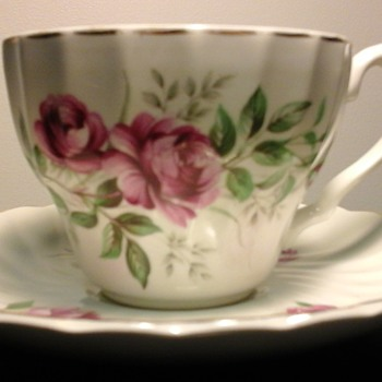 Johnson Brothers Cup and Saucer - China and Dinnerware