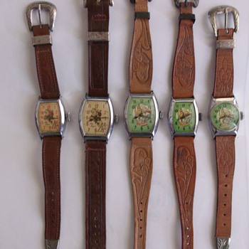 Roy Rogers Wrist Watches - Wristwatches