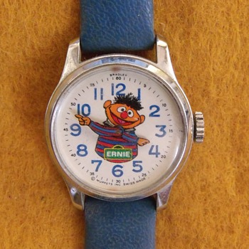 Couple more of the Muppet Watches - Wristwatches
