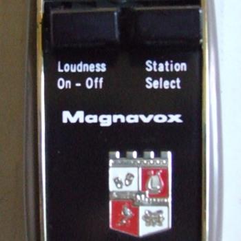 vintage Magnavox Phantom tv remote