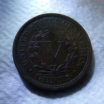 1902 V-Nickel