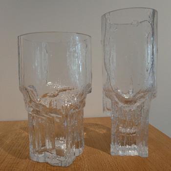 TAPIO WIRKKALA MINERVA 1976 #2 - Art Glass