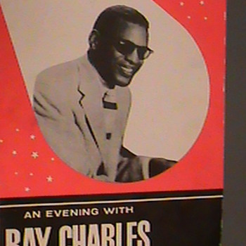 AN EVENING WITH RAY CHARLES - Music