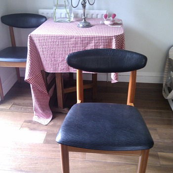 Danish style? Teak Dining Chair