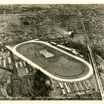 Saratoga Race Course...1935