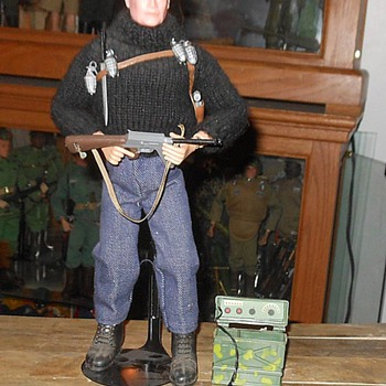 GI Joe French Resistance Fighter - Toys