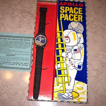 Space Pacer Wristwatch