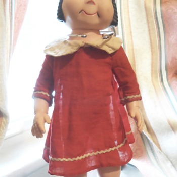 Vintage Vinyl Little Lulu Doll - Dolls