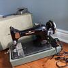 Vintage Domestic Sewing Machine Model 128