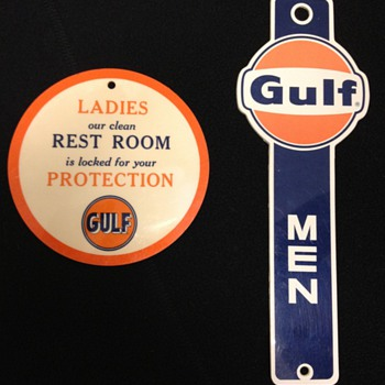 Show & Tell - Vintage Gulf Oil Collectibles | Collectors ...