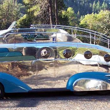 Randy Grubbs Deco Liner - Art Deco