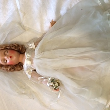 Madame Alexander Bride Doll - Dolls