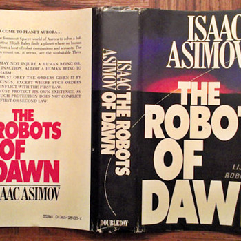 The Robots of Dawn - Books