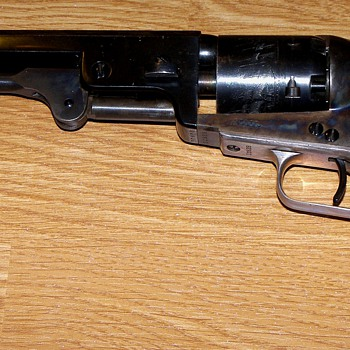 Colt 1851 Navy 2nd Generation - Military and Wartime