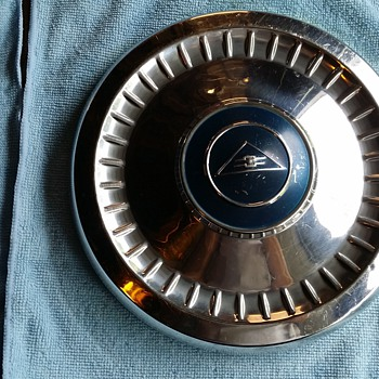 Personal Collection: 1960's Chevrolet Dog Dish - Advertising