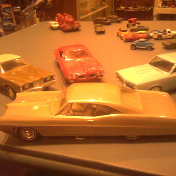 Pontiacs are not orphaned in our hearts... - Model Cars