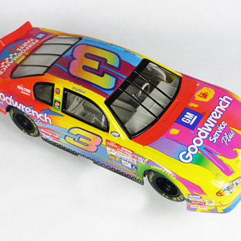 NASCAR 2000 N.3, more than just a racing car