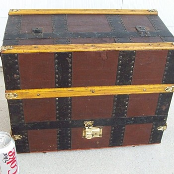 Toy / Doll Bureau or Dresser Trunk