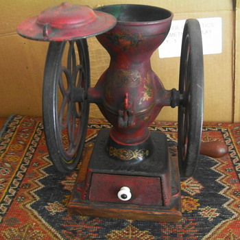 Coffee Grinder mid 1800  - Kitchen