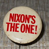 Richard Nixon pin