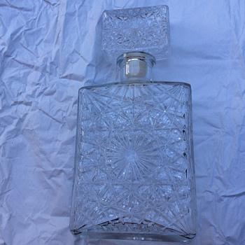 Old decanter  - Bottles