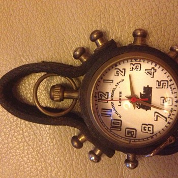 Was bought for me in Bombay, off my mother in law, can anyone help me to identify how old and what it is please. Thanks lise x - Pocket Watches