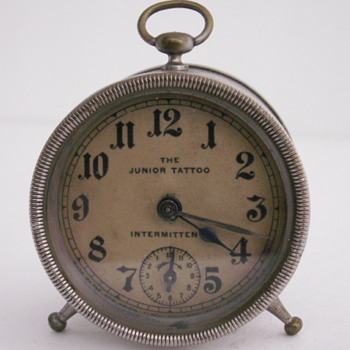 Small New Haven Haven Alarm Clock - Clocks