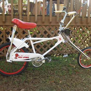 "My 1977 Murray Chopper RamRod 1 (""HOTSTUFF""....Now)"