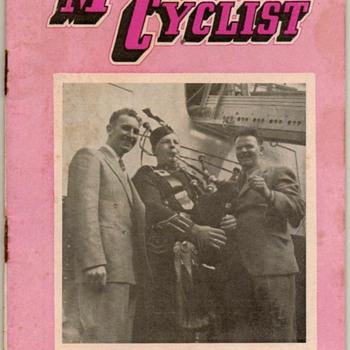 1955 - N.Z. Motor Cyclist Magazine