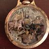 mystery revolutionary pocket watch