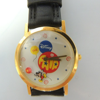 THE DISNEY FAIR WRISTWATCH - Wristwatches