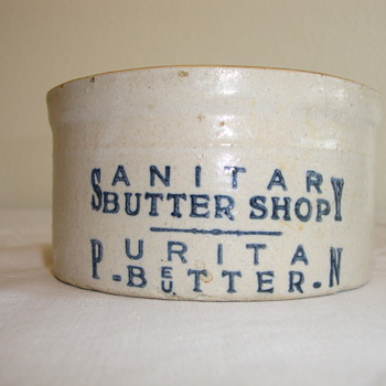 Butter Crock - Kitchen