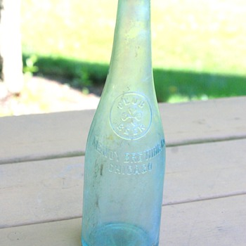 McAvoy Brewing Co. Bottle