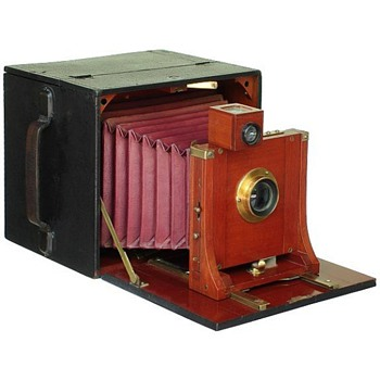 Celebrating 1890s American Camera Design