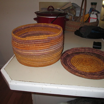 Mom's Baskets 13 - Native American