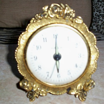 Vintage Table Clocks - Clocks