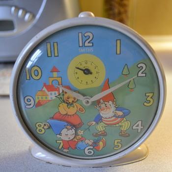 Noddy Alarm Clock - Clocks