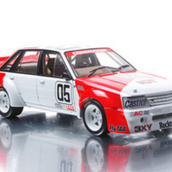 Peter Brock Australian V8 ATCC Bathurst Super Car Racing Legend