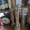 Fun Mashers and cans along with kitchen tools