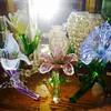 """Antique Kralik Floriforms """"Garden of Glass"""" Vases"""